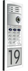 T24: Hemisferna IP             video door station kamera